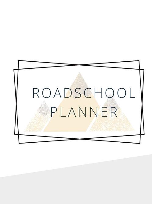 Roadschool Planner
