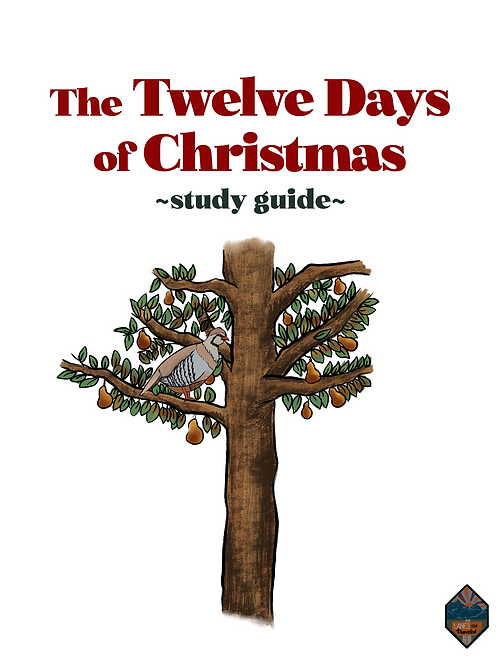12 Days of Christmas Scripture Family Guide