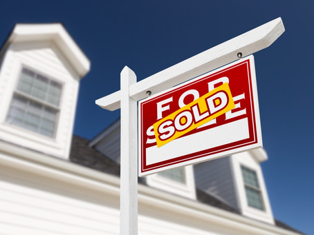 THINKING OF SELLING YOUR HOME? NOW'S THE TIME!