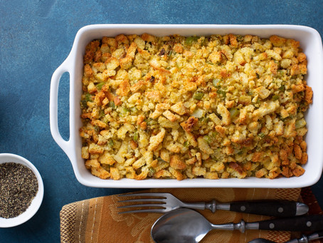 What Type of Stuffing/Dressing Do You Serve on Thanksgiving?