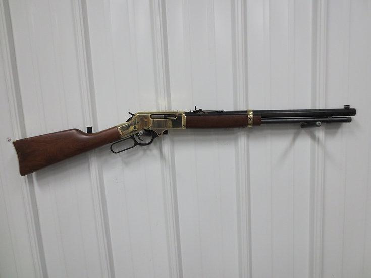 Henry Golden Boy .30-30 Hex-Barrel Lever-Action Rifle