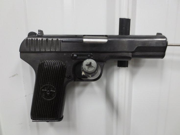 Russian Tokarev TT-33 7.62x25 Semi-Automatic Handgun