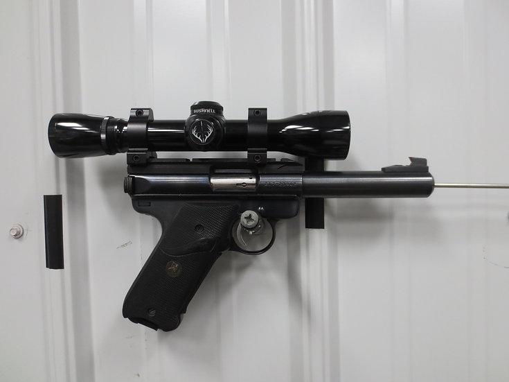 Ruger Mark II .22lr Semi-Automatic Handgun w/ Scope