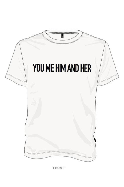 #YMHH (Brand T-Shirt)