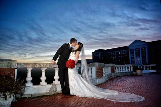 Bourne Mansion : Maureen & Anthony
