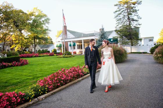 Stewart Manor CC : Maureen & Robert