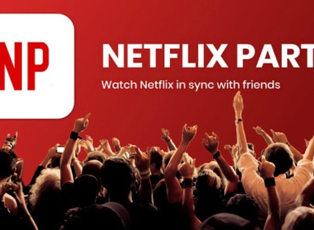 How to watch Netflix movies together with your friends using Netflix Party