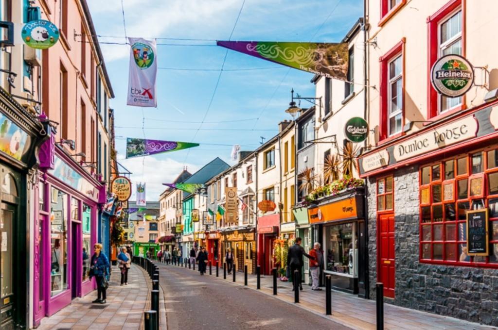 Killarney Streets