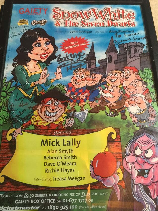 Snow White & the 7 Dwarfs-Gaiety 2002