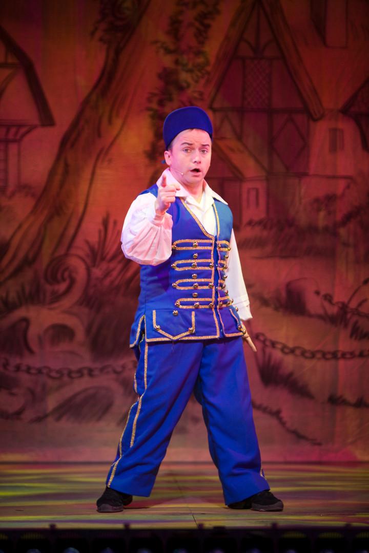 Cinderella, Gaiety 2008/9