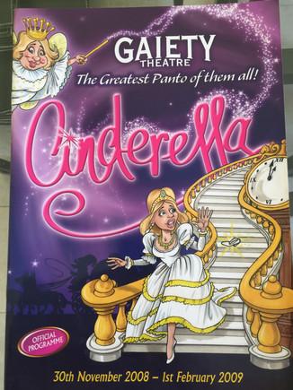 Cinderella-Gaiety 2008