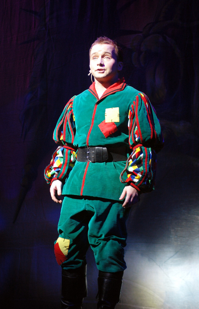 Jack and the Beanstalk, Gaiety 2004/5