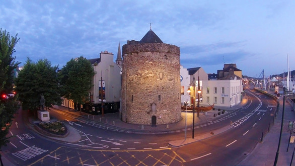 Reginald's Tower, The Quay, Waterford City