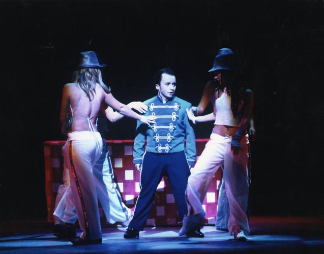 Cinderella Gaiety 2003/4