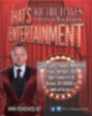 Thats Entertainment GARTER LANE POSTERps