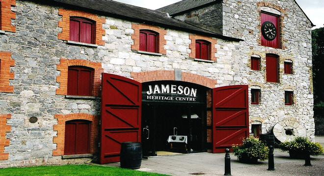 Jameson Distillery, Middleton