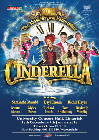 Cinderella UCH Limerick 2017