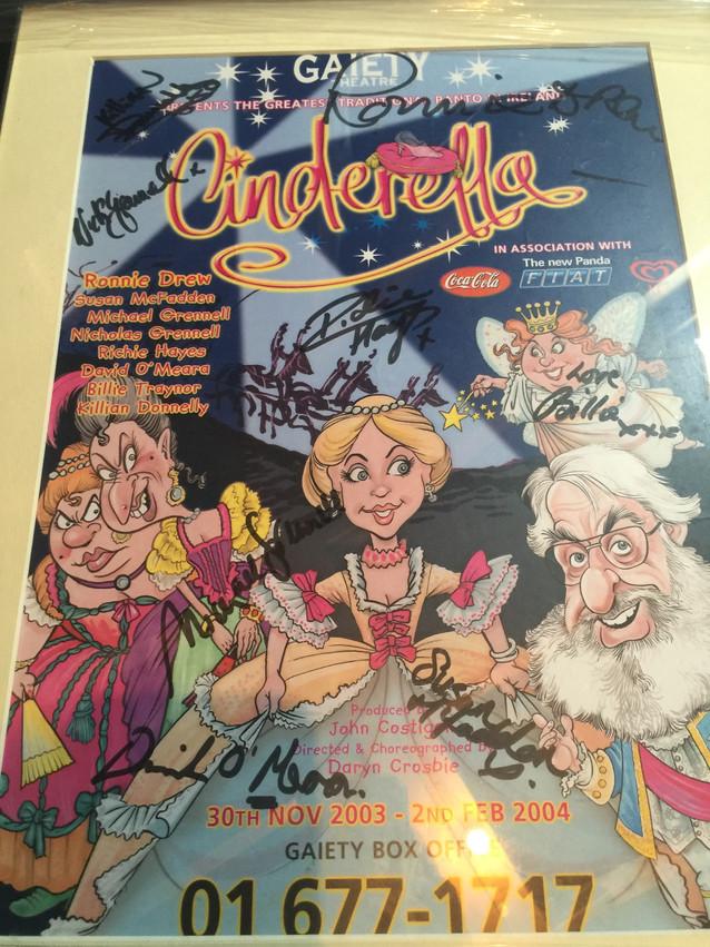 Cinderella - Gaiety 2004