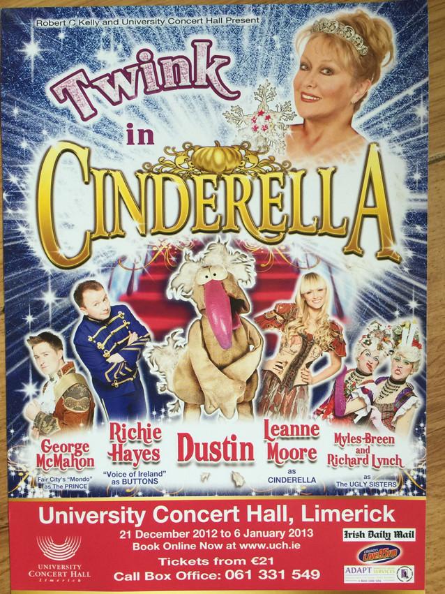 Cinderella - UCH Limerick 2012
