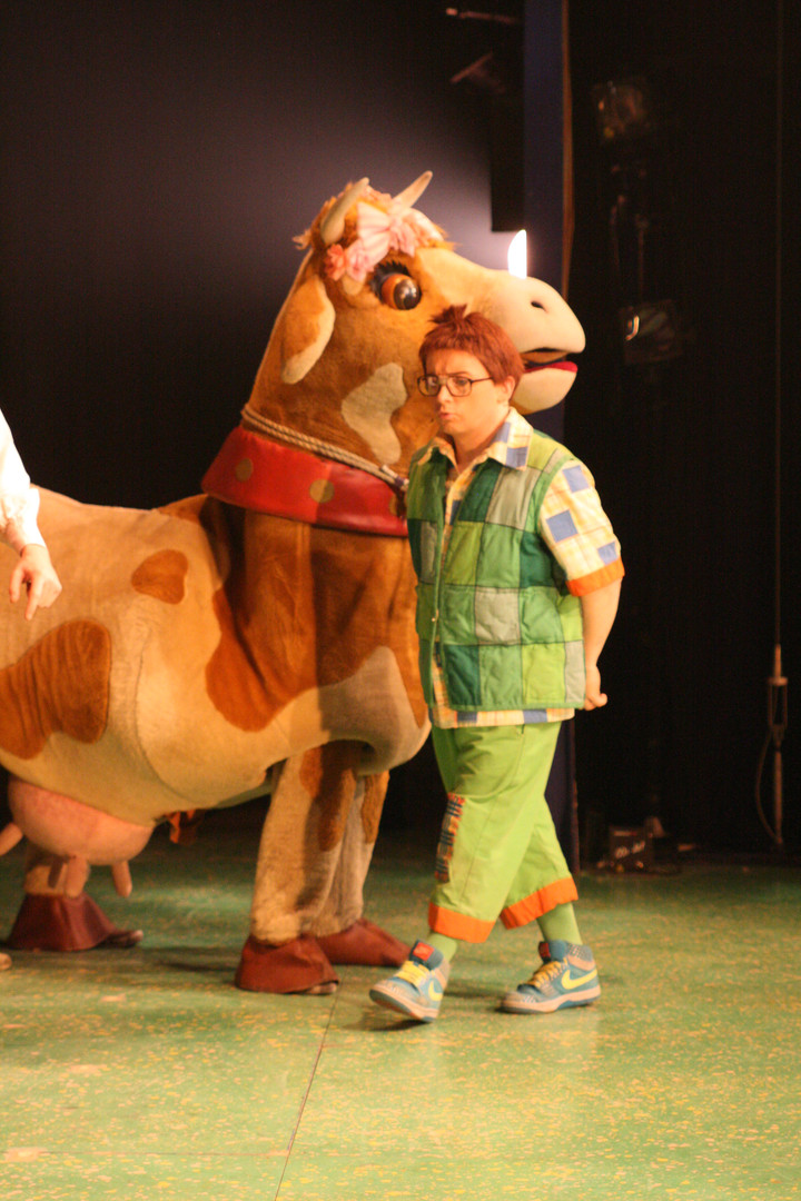 Jack and the Beanstalk, Gaiety 2009/10