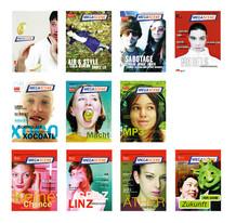 Jugendmagazin Megascene Keine Zeitung, Graz, 1998