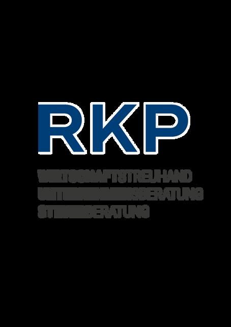 RKP Wirtschaftstreuhand - Logo ReDesign