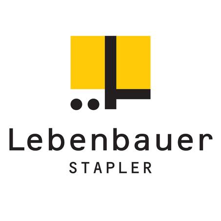 Logodesign Lebenbauer Stapler (1993, Hartberg)