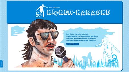 TSC Hartberg Kicker-Karaoke