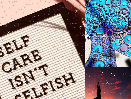 Self Care Isn't Selfish!