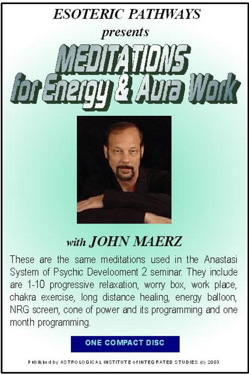 Meds 4 Energy and Auras-MP3