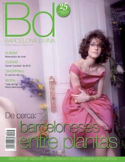Portada Barcelona Divina Magazine