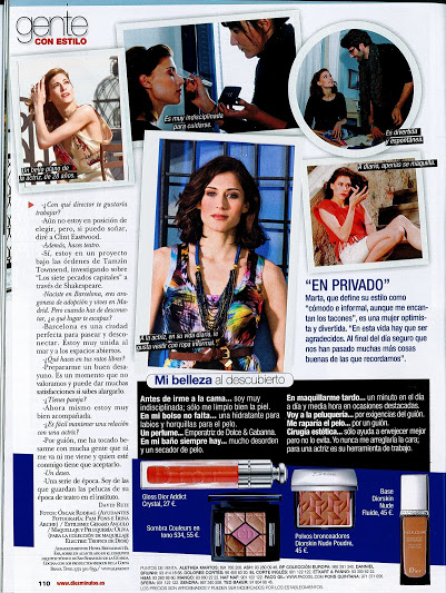 "editorial revista"" Diez Minutos"""