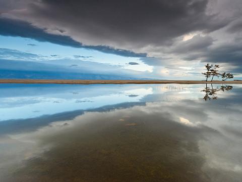 Осенний Байкал