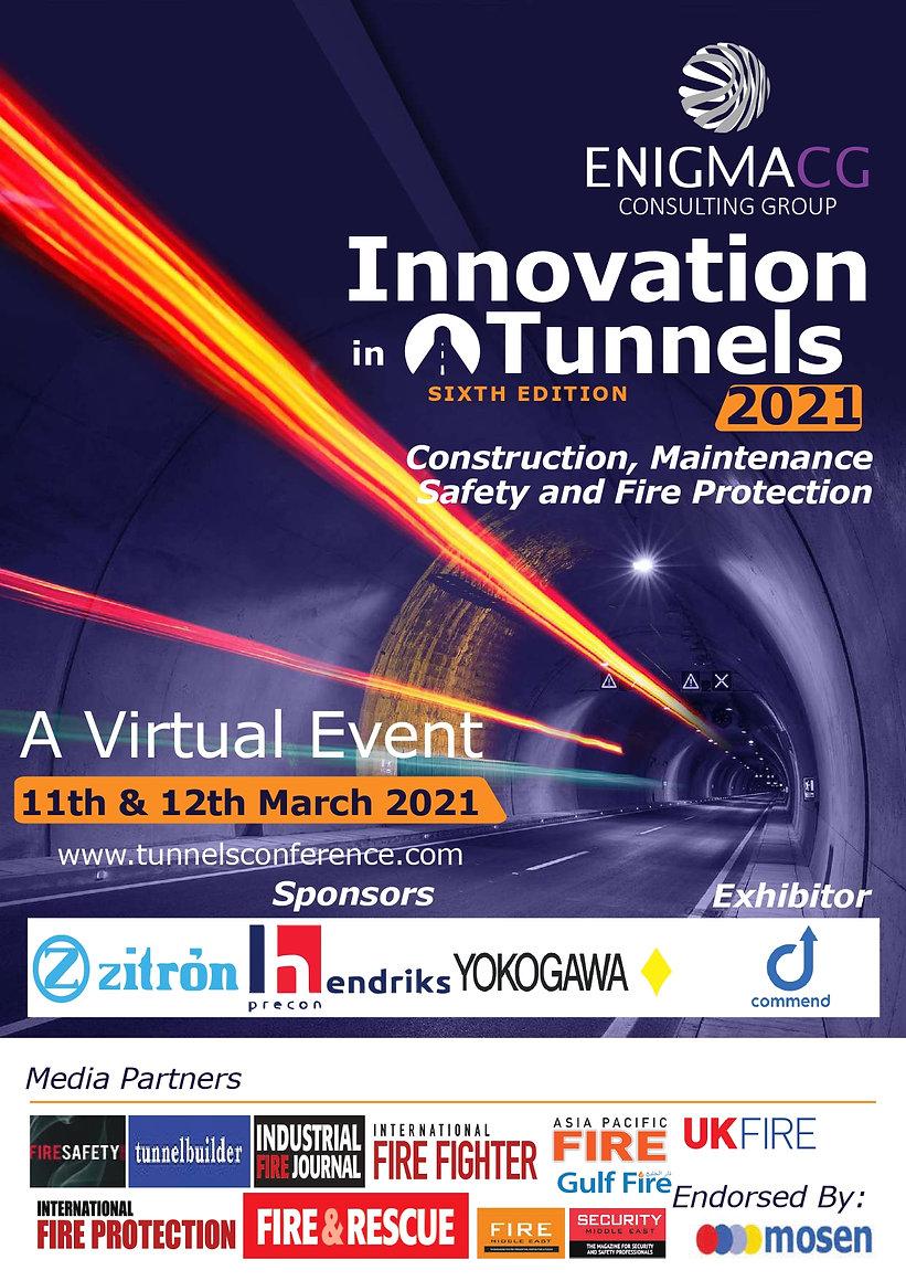 Innovation in Tunnels 2021 Delegates_com
