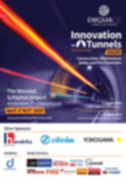 Innovation in Tunnels Agenda for website