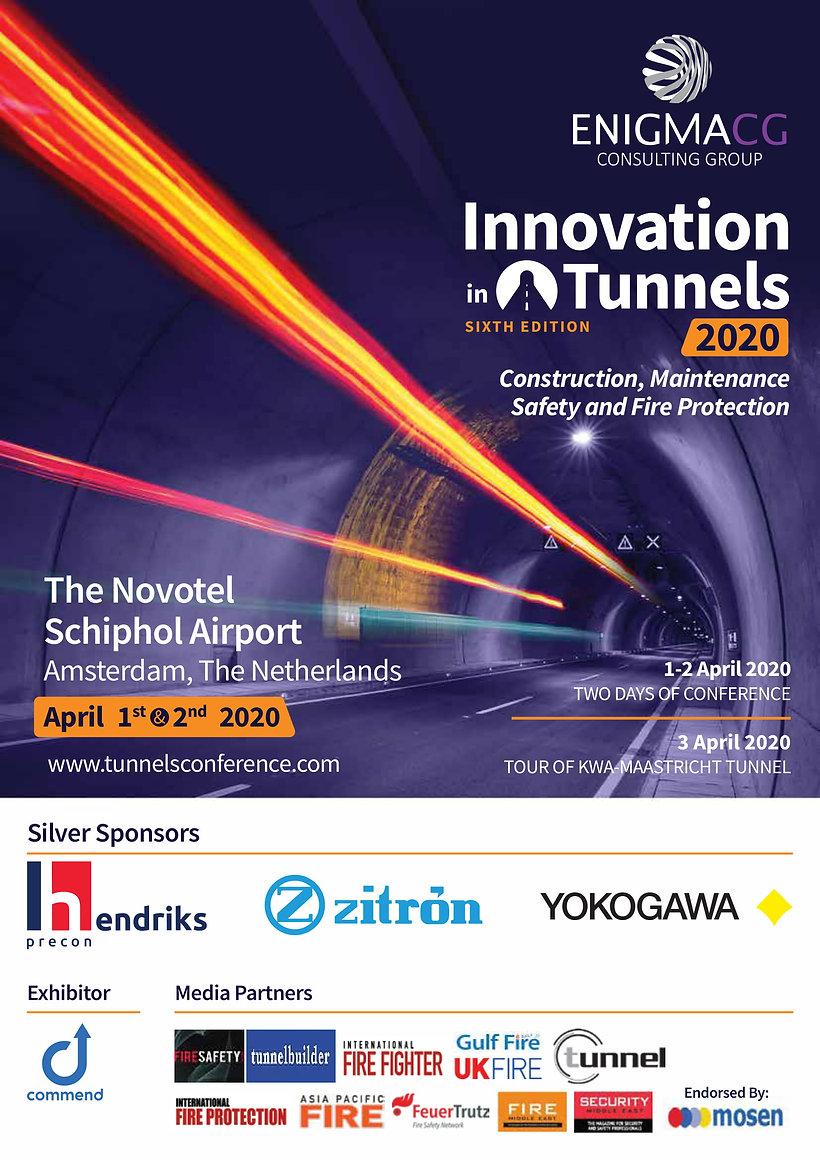 Innovation in Tunnels Agenda for website