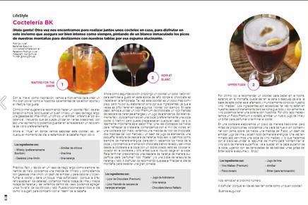 Nota sobre coctelería by Rodrigo Mulet para BK Mag #68.