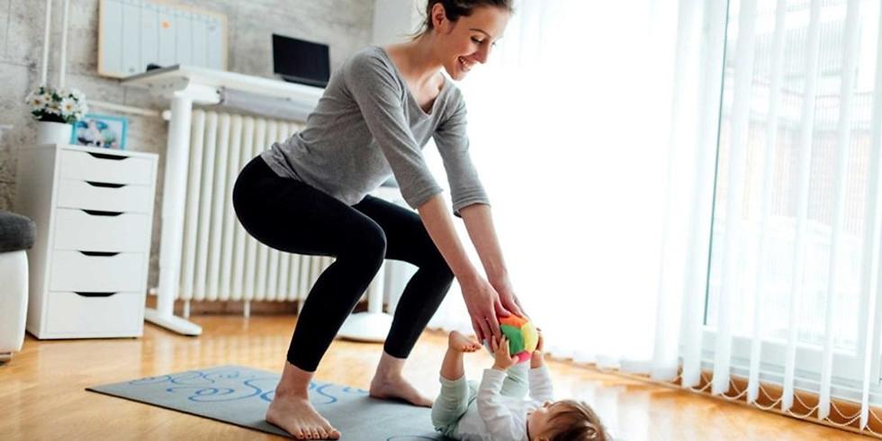 Strong, Resilient & Confident Postpartum Body Workshop