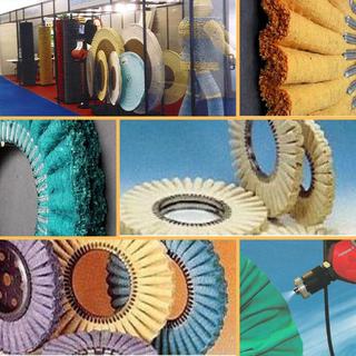 Discos de Polimento / Tessitura Landini