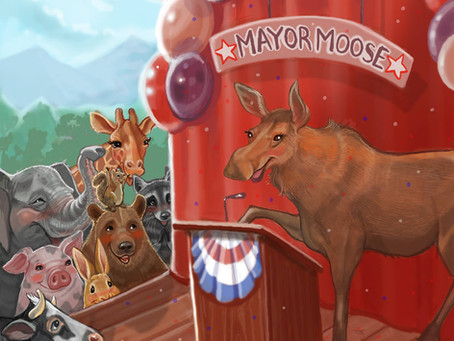 Mayor Moose!