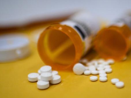 Farmacéuticas de EU acuerdan pagar 26 mil mdd por crisis de opiáceos