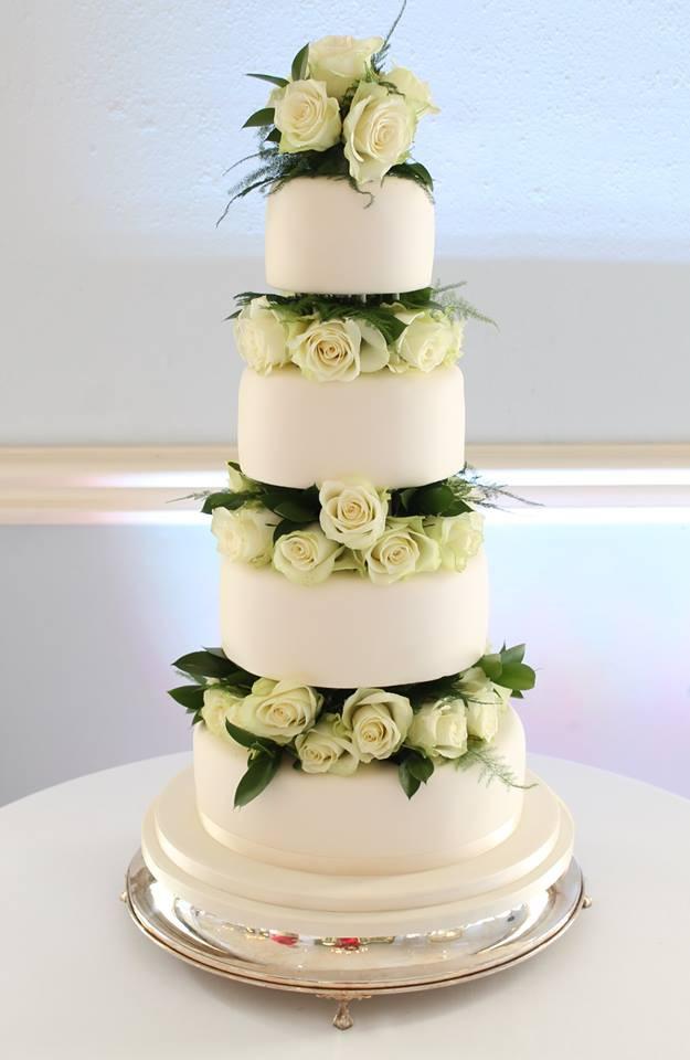 Phillippa Wedding Cake