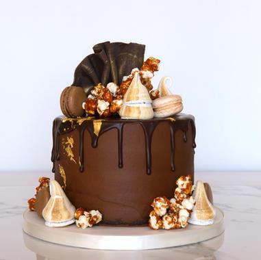 Chocolate & Salted Caramel
