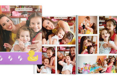 Fotolivro Revista 21x28cm