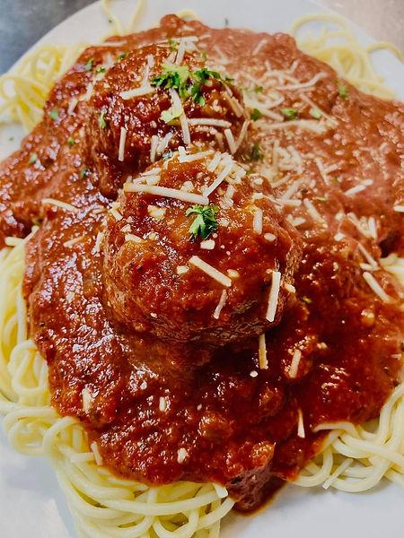 Pasta Shoppe Spaghetti
