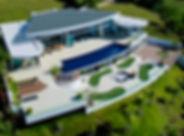 1. Villa Nautilus - Aerial view details.