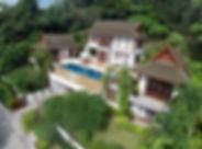 02-Villa Baan Bon Khao - The villa and a