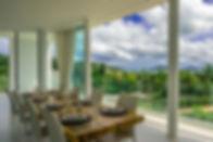 21-Villa Abiente - Dining area outlook.j