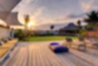 17-Majapahit Beach Villas - Deck event s