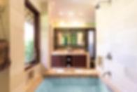 14. Villa Waru - Sparkle suite bathroom.